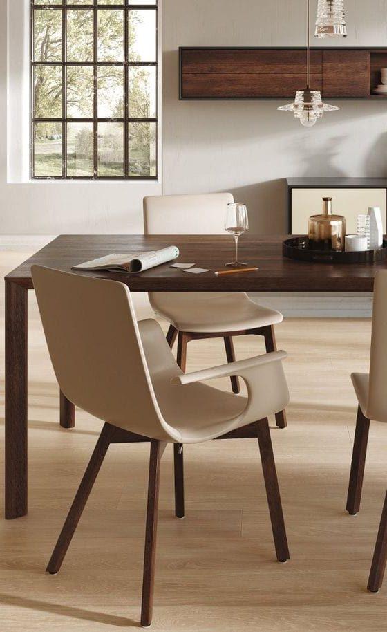 Elképesztően szép a design étkezőasztal